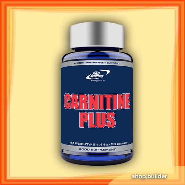 Pro Nutrition Carnitine Plus 50 kap.