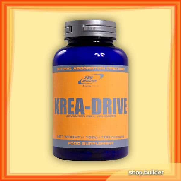 Pro Nutrition Krea-Drive 120 tab.