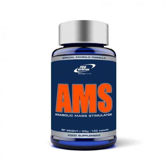Pro Nutrition AMS - Anabolic Muscle Stimulator 100 kap.