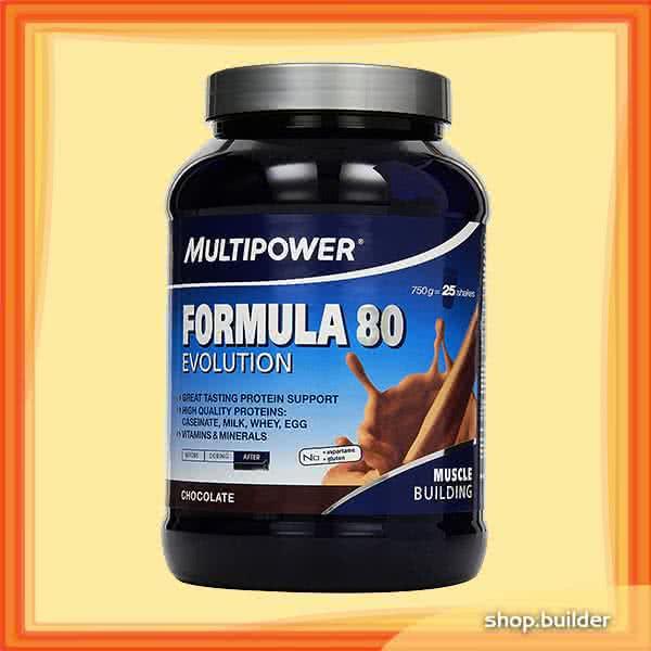 Multipower Formula 80 Evolution 0,75 kg
