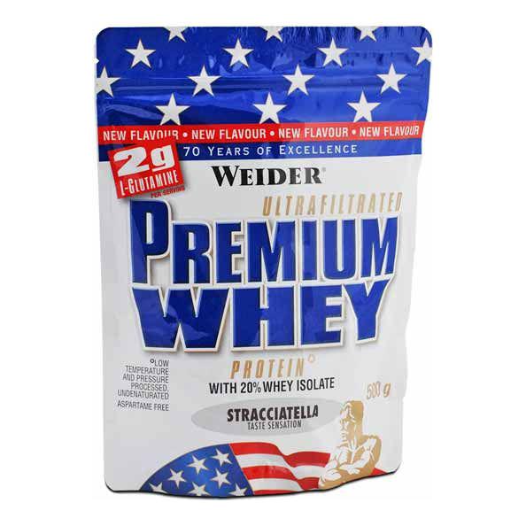 Weider Nutrition Premium Whey 0,5 kg