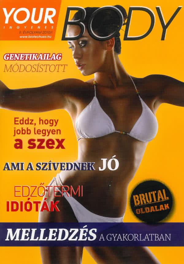 Könyvek/Magazinok Your Body 2010/1.