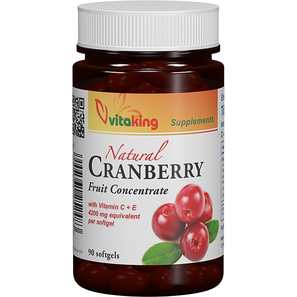 VitaKing Cranberry Concentrate 90 g.k.