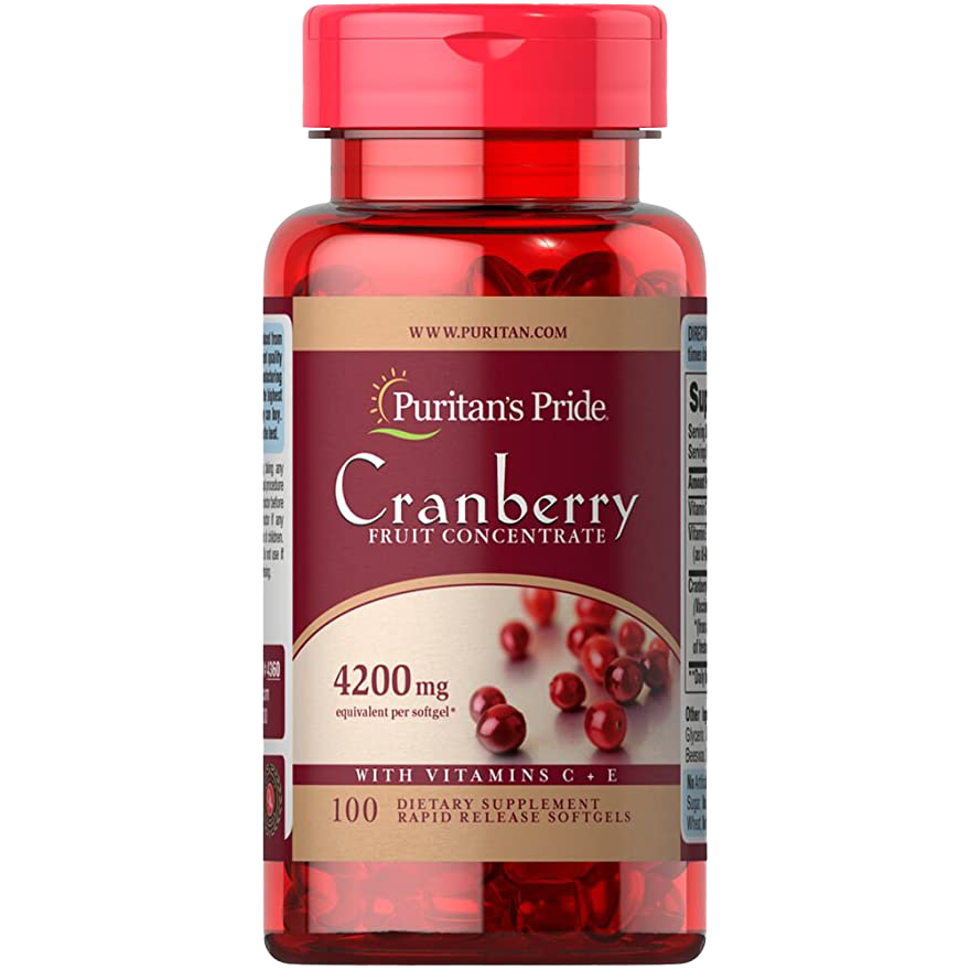 Puritan`s Pride Cranberry Fruit Concentrate 100 g.k.