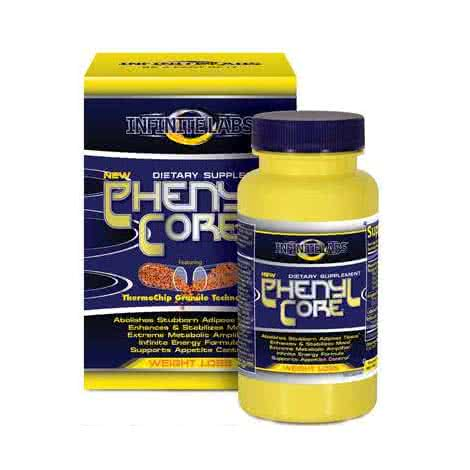 Infinite Labs Phenyl-Core 100 kap.