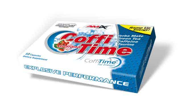 Amix Coffi Time 10 kap.