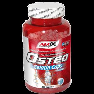 Amix Osteo Gelatine +MSM Caps 200 kap.