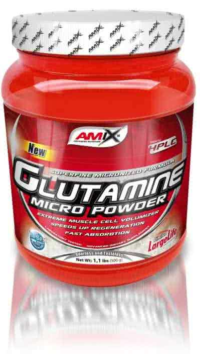 Amix L-Glutamine 500 gr.