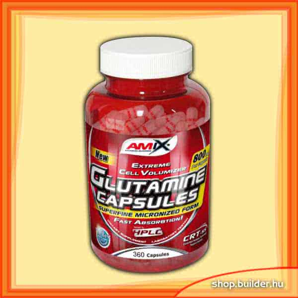 Amix L-Glutamine Caps 360 kap.