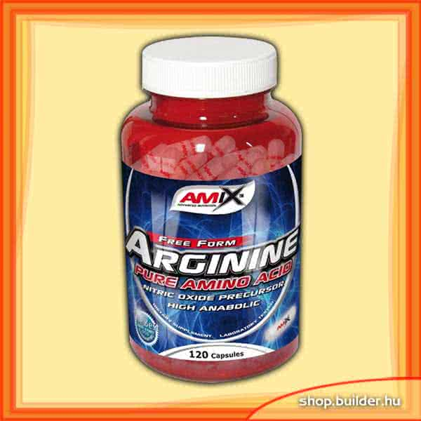 Amix Arginine 120 kap.