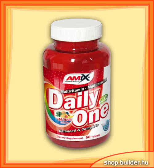 Amix Daily One 60 tab.