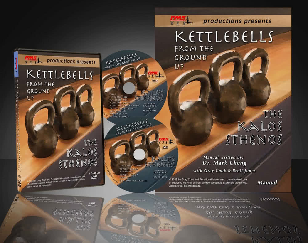 360 Gears Kettlebells: From the ground up