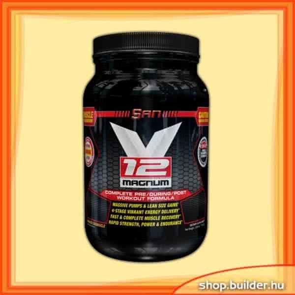 San Nutrition V-12 Magnum 1,169 kg