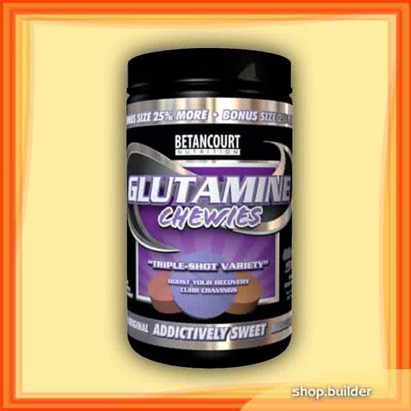 Betancourt Nutrition Glutamine Chewies 120 r.t.
