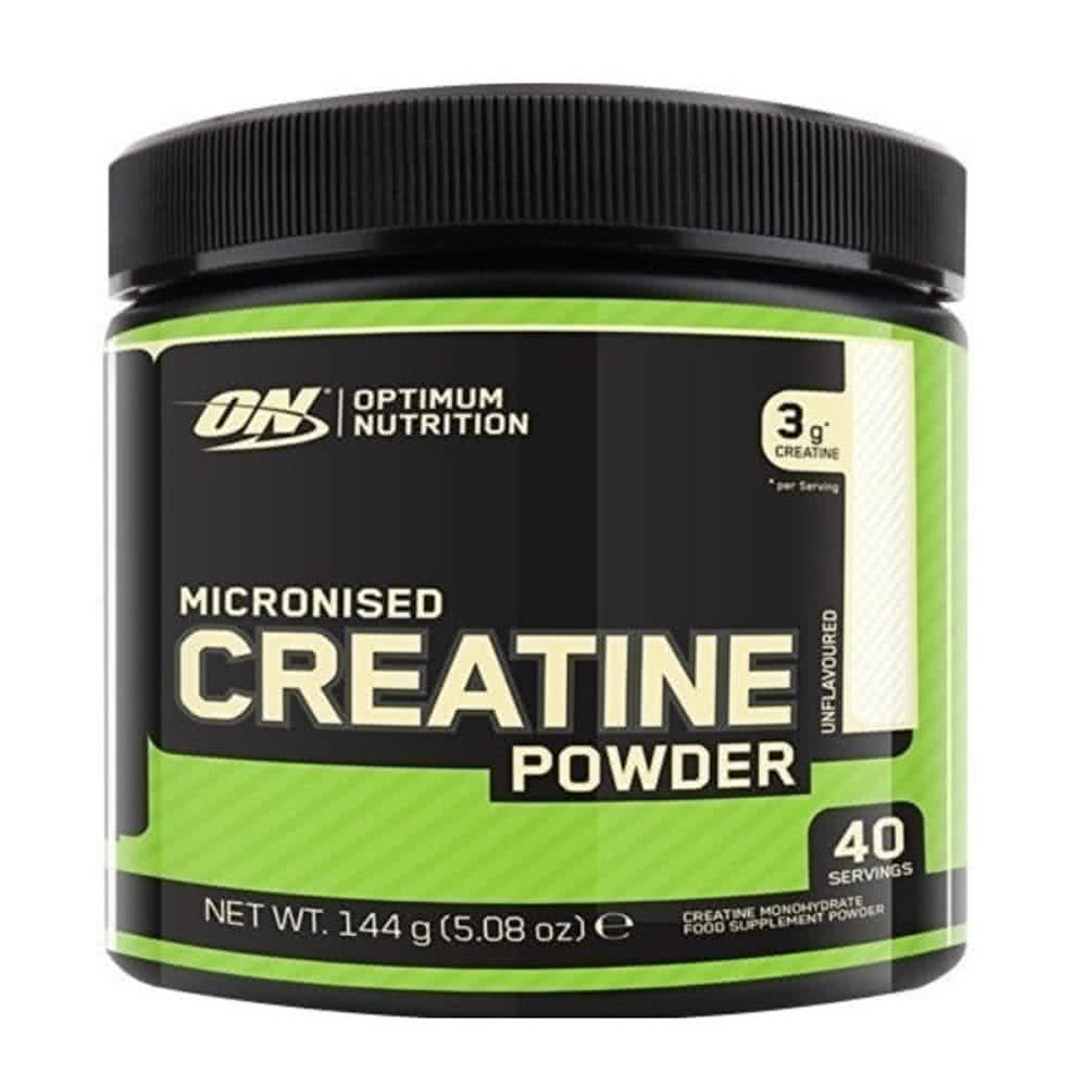 Optimum Nutrition Micronized Creatine Powder 144 gr.