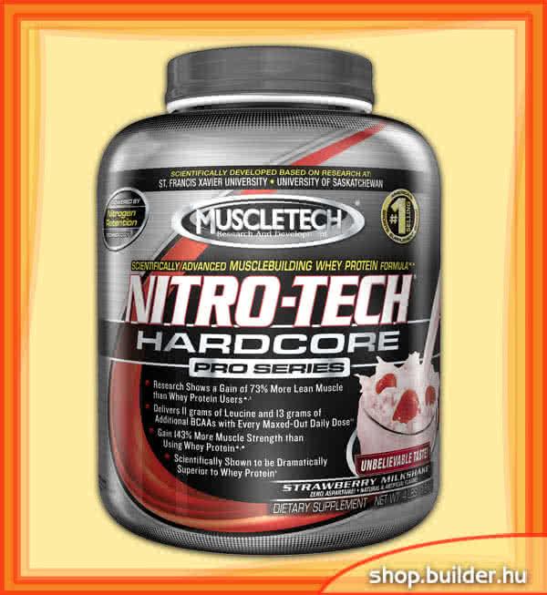 MuscleTech Nitro Tech Hardcore Pro Series 1,8 kg