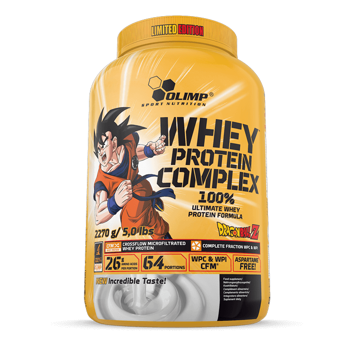 Olimp Sport Nutrition Whey Protein Complex 100% 2,27 kg