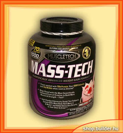 MuscleTech Mass Tech Pro Series 2,3 kg