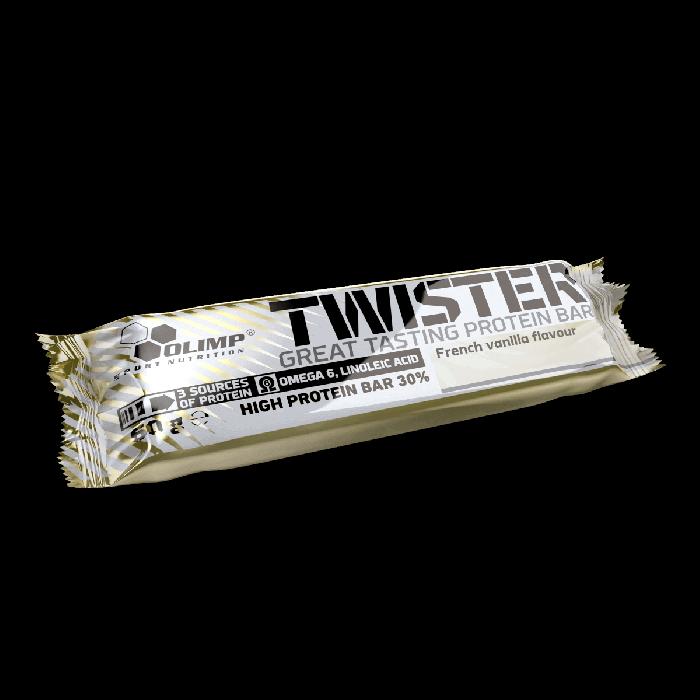 Olimp Sport Nutrition Twister High Protein Bar 24x60 g