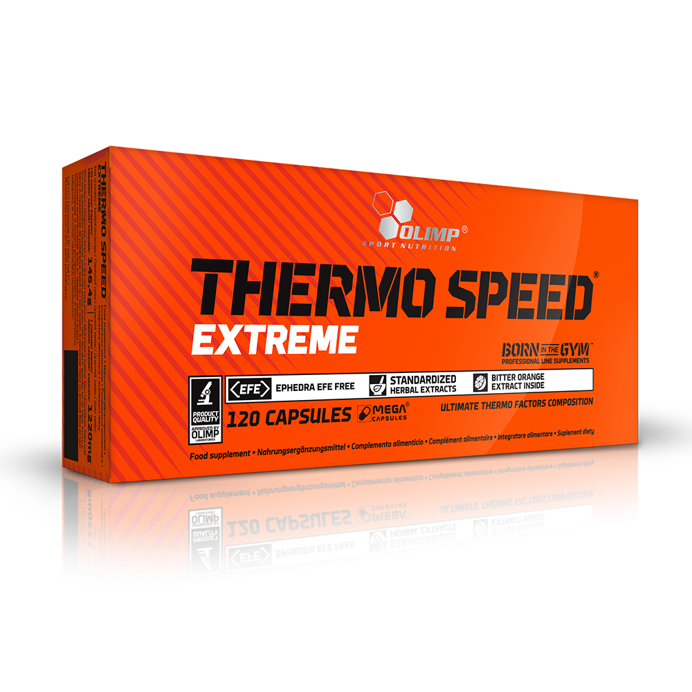 Olimp Sport Nutrition Thermo Speed Extreme 120 kap.