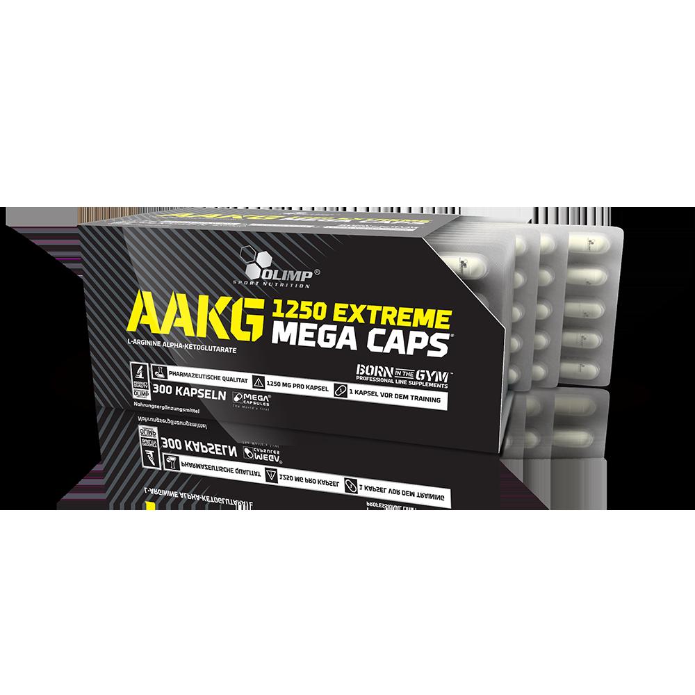 Olimp Sport Nutrition AAKG Extreme Mega Caps 300 kap.