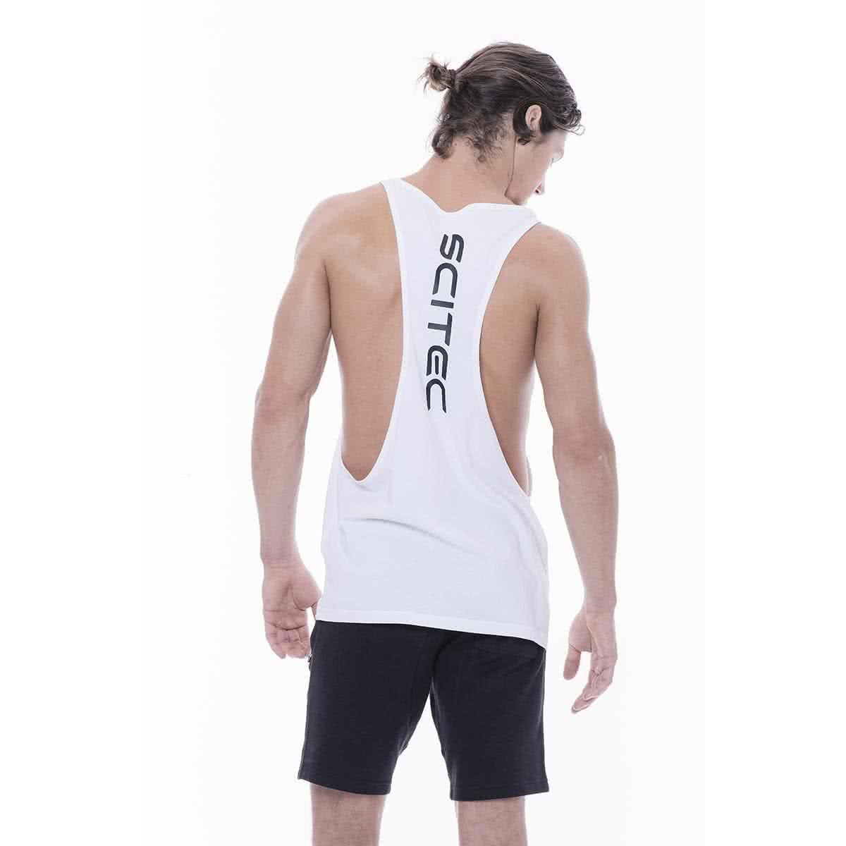 Scitec Nutrition Andorra férfi edző trikó
