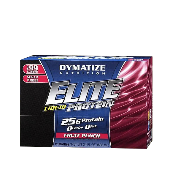 Dymatize Liquid Elite Protein 12x58 ml
