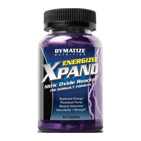 Dymatize Energized Xpand Pills 84 kap.