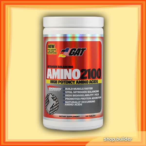 GAT Sport Amino 2100 325 tab.