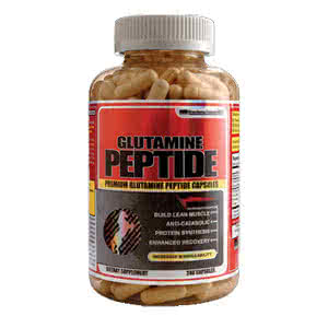 GAT Sport Glutamine Peptide 240 kap.