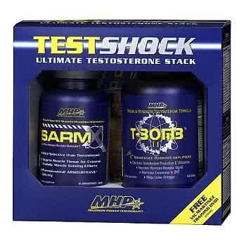 MHP Test Shock Kit szett