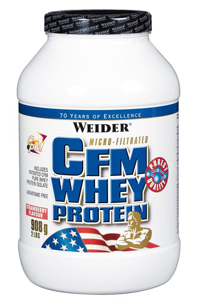 Weider Nutrition CFM Whey Protein 0,908 kg