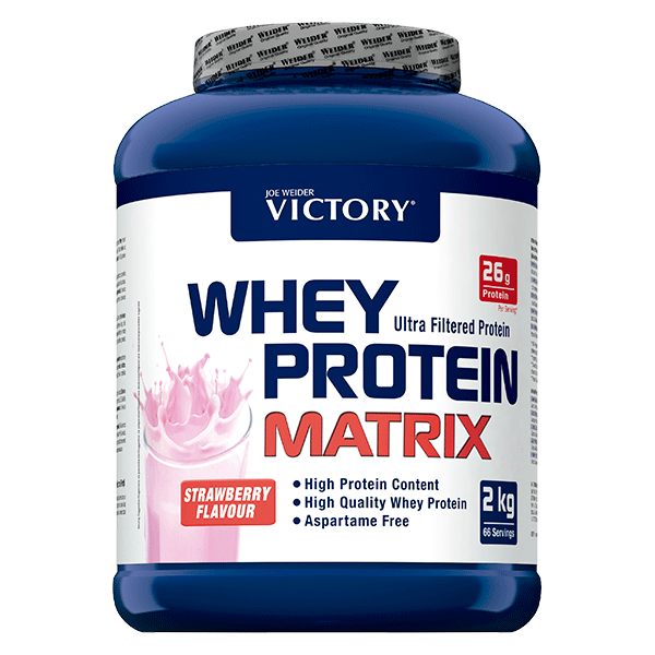 Weider Nutrition Whey Protein Matrix 2 kg
