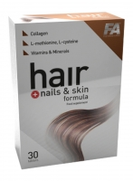 Fitness Authority Hair + Nails and Skin Formula (30 tab.)