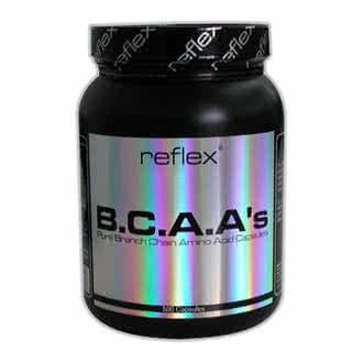 Reflex Nutrition BCAAs 500 kap.