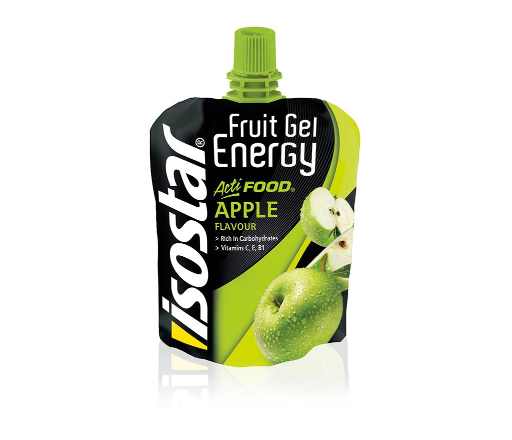 Isostar ActiFood Fruit&Carb Energy Gel