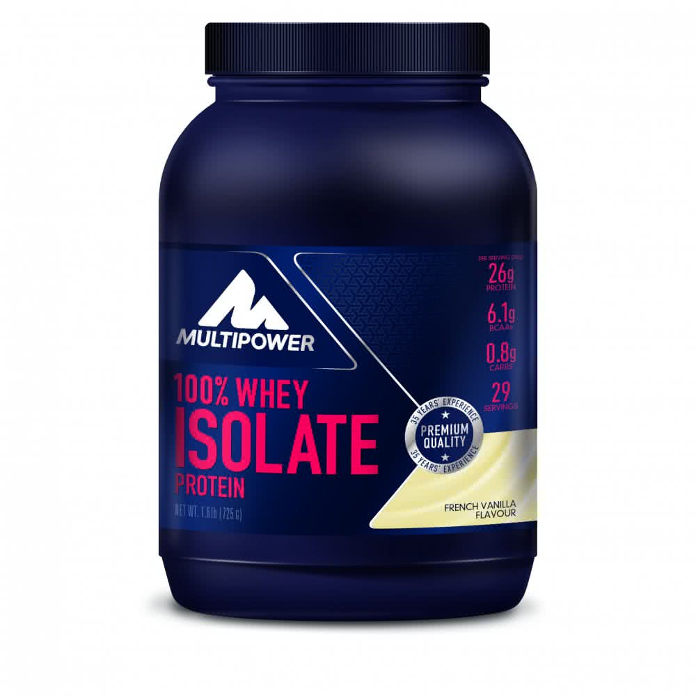 Multipower 100% Whey Isolate 0,725 kg