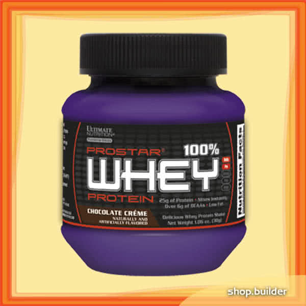 Ultimate Nutrition Prostar Whey Protein 30 gr.