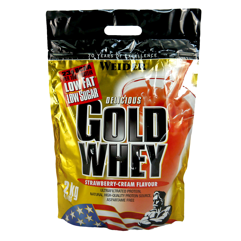 Weider Nutrition Gold Whey 2 kg