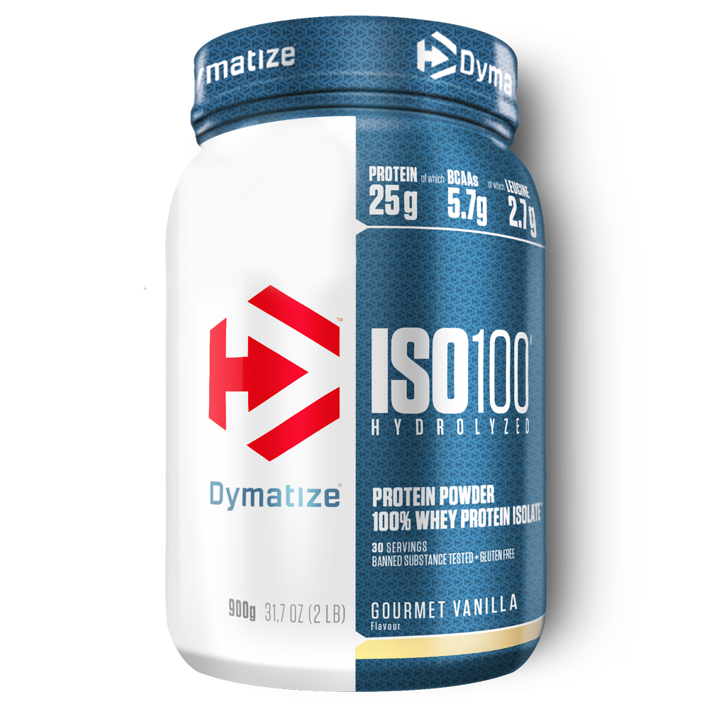 Dymatize Iso-100 0,9 kg