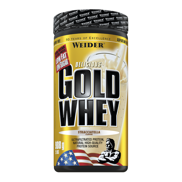 Weider Nutrition Gold Whey 0,908 kg