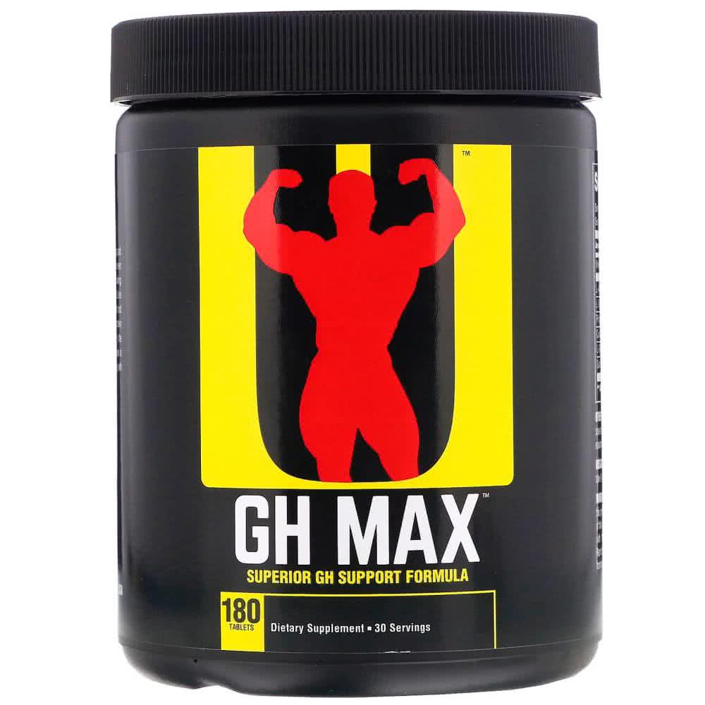 Universal Nutrition GH-Max 180 tab.