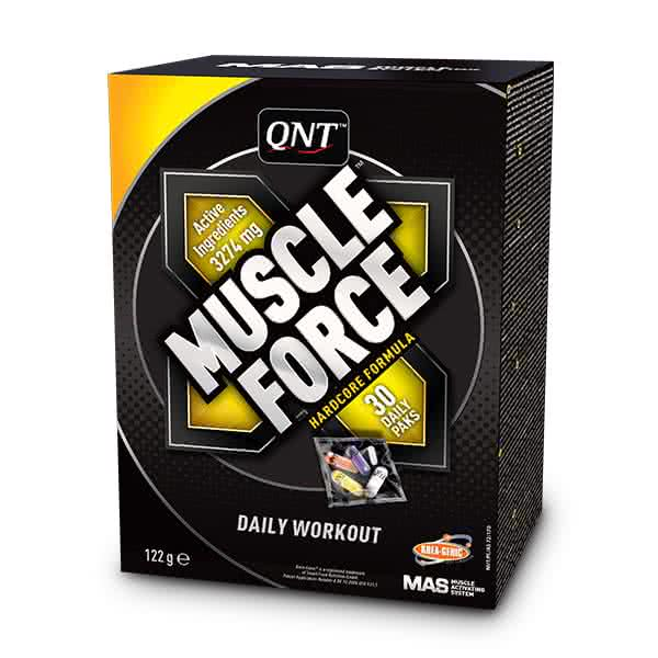 QNT Sport Muscle Force 30 pak.