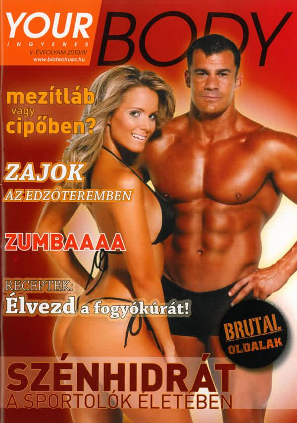 Könyvek/Magazinok Your Body 2010/3.