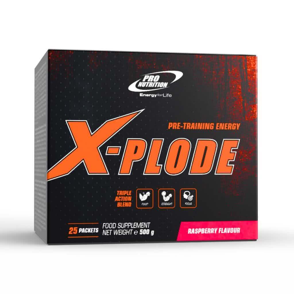 Pro Nutrition Xplode 25x20gr.