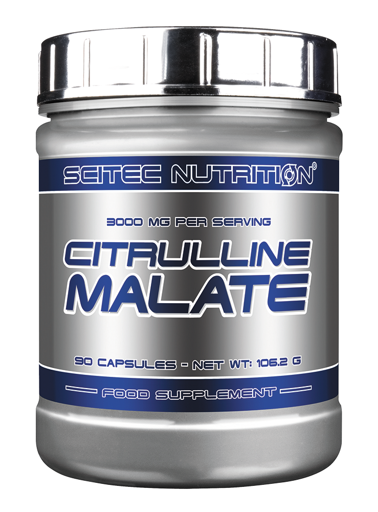 Scitec Nutrition Citrulline Malate 90 kap.