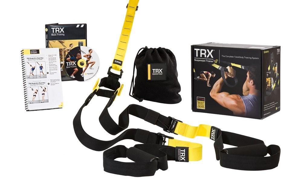 TRX Suspension Training TRX® Suspension Trainer® Pro Pack + DVD