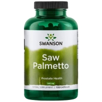 Swanson Saw Palmetto (100 kap.)