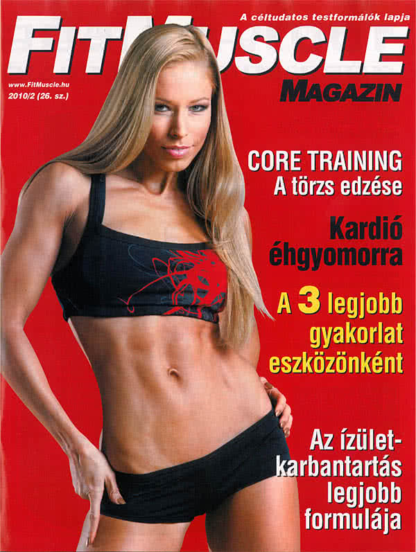 Könyvek/Magazinok FitMuscle Magazin 26.