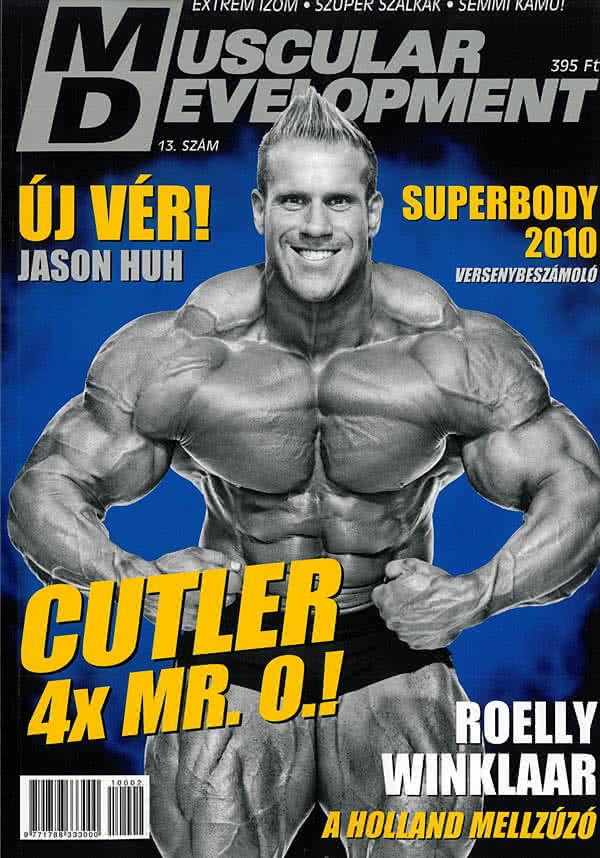 Könyvek/Magazinok Muscular Development 13.